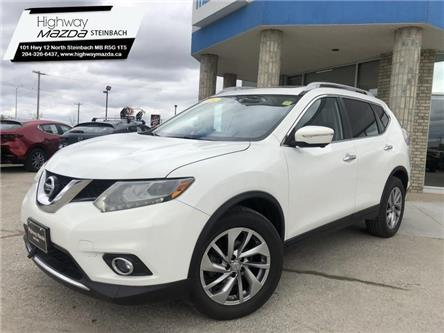 2014 Nissan Rogue SL AWD CVT (Stk: A0282) in Steinbach - Image 1 of 25