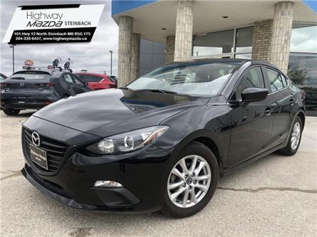 2016 Mazda Mazda3 GS (Stk: A0291) in Steinbach - Image 1 of 27