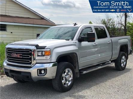 2015 GMC Sierra 2500HD SLE (Stk: 200150A) in Midland - Image 1 of 7
