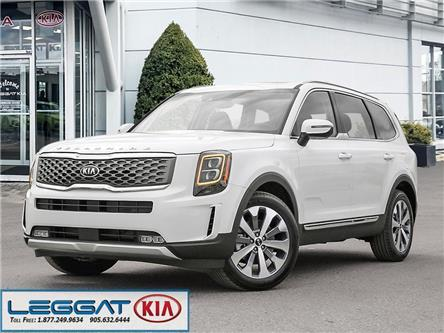 2020 Kia Telluride  (Stk: 2A4028) in Burlington - Image 1 of 21