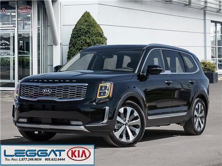 2020 Kia Telluride  (Stk: 2A4027) in Burlington - Image 1 of 10