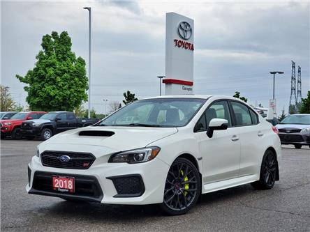 2018 Subaru WRX STI  (Stk: P2473) in Bowmanville - Image 1 of 28