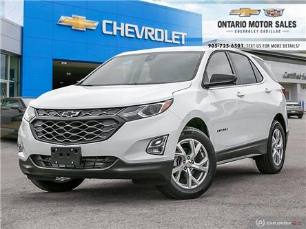 2020 Chevrolet Equinox LT (Stk: 0218264) in Oshawa - Image 1 of 19