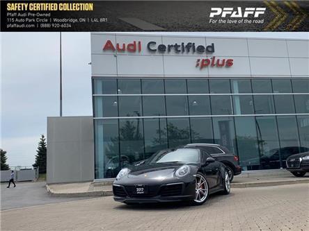 2017 Porsche 911 Carrera 4S (Stk: C7577) in Vaughan - Image 1 of 18