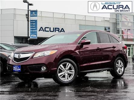 2015 Acura RDX Base (Stk: 20376A) in Burlington - Image 1 of 24