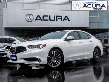 2018 Acura TLX Tech (Stk: 4259) in Burlington - Image 1 of 26