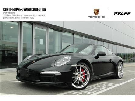 2012 Porsche 911 Carrera S Coupe (991) w/ PDK (Stk: U8644A) in Vaughan - Image 1 of 22