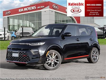 2020 Kia Soul  (Stk: SL20014) in Mississauga - Image 1 of 23