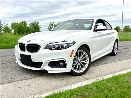 2018 BMW 230i xDrive (Stk: P2247) in Ottawa - Image 1 of 23