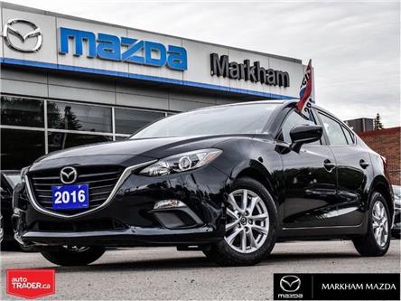 2016 Mazda Mazda3 GS (Stk: P1972) in Markham - Image 1 of 25