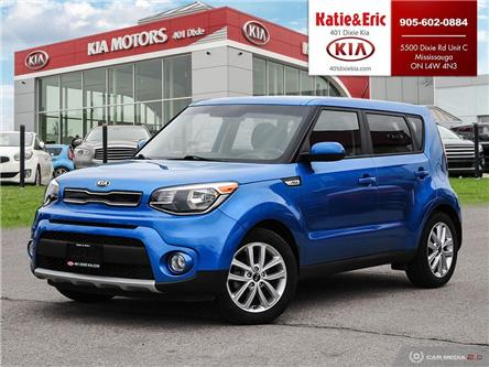 2019 Kia Soul EX (Stk: SL20018A) in Mississauga - Image 1 of 27