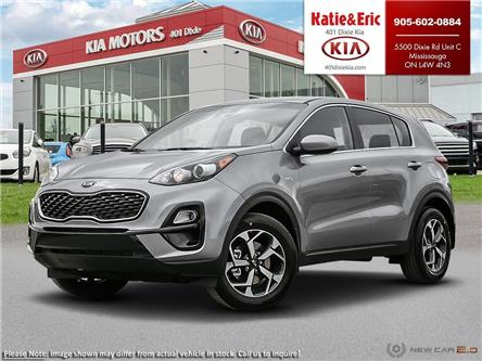 2020 Kia Sportage LX (Stk: ST20088) in Mississauga - Image 1 of 24
