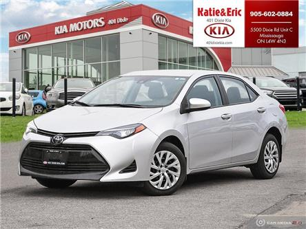 2017 Toyota Corolla LE (Stk: TR20027B) in Mississauga - Image 1 of 27
