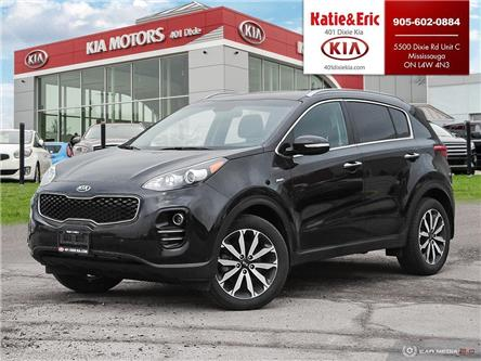 2018 Kia Sportage  (Stk: SE21008A) in Mississauga - Image 1 of 28