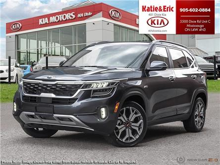 2021 Kia Seltos SX Turbo (Stk: SE21009) in Mississauga - Image 1 of 26