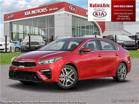 2020 Kia Forte EX+ (Stk: FO20099) in Mississauga - Image 1 of 24