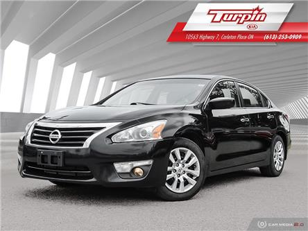 2015 Nissan Altima  (Stk: 20P121A) in Carleton Place - Image 1 of 27
