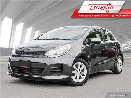 2016 Kia Rio LX+ (Stk: 20DT174A) in Carleton Place - Image 1 of 27