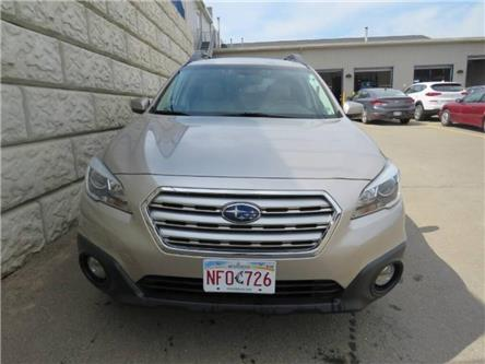 2016 Subaru Outback 2.5i Limited Package (Stk: D00813P) in Fredericton - Image 1 of 18