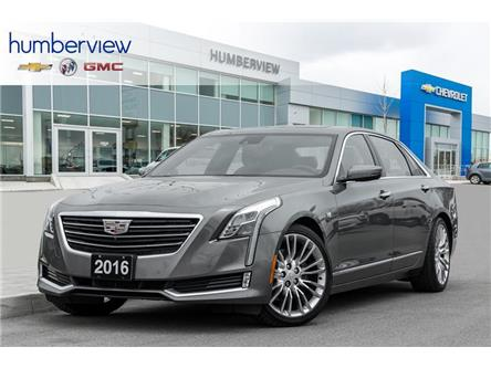 2016 Cadillac CT6 3.6L Premium Luxury (Stk: 139356DP) in Toronto - Image 1 of 22