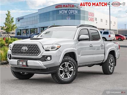 2019 Toyota Tacoma  (Stk: U8143A) in Barrie - Image 1 of 28