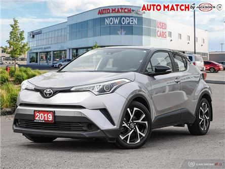 2019 Toyota C-HR Base (Stk: U0847) in Barrie - Image 1 of 28