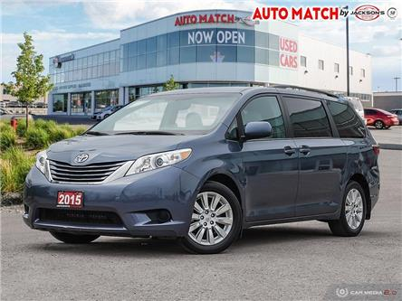 2015 Toyota Sienna  (Stk: U2370A) in Barrie - Image 1 of 28