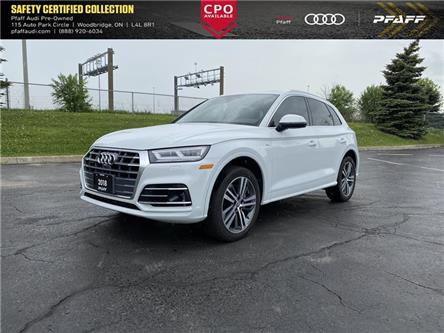 2018 Audi Q5 2.0T Technik (Stk: C7555) in Woodbridge - Image 1 of 16