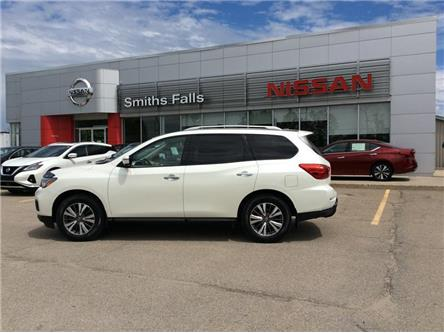 2017 Nissan Pathfinder SL (Stk: 20-139A1) in Smiths Falls - Image 1 of 13