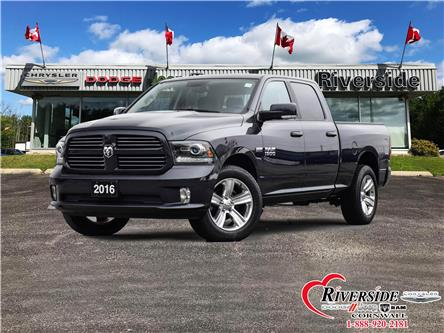 2016 RAM 1500 Sport (Stk: N19173A) in Cornwall - Image 1 of 30