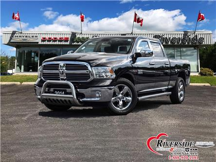 2014 RAM 1500 SLT (Stk: N19189A) in Cornwall - Image 1 of 30