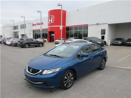 2015 Honda Civic EX (Stk: SS3793) in Ottawa - Image 1 of 12