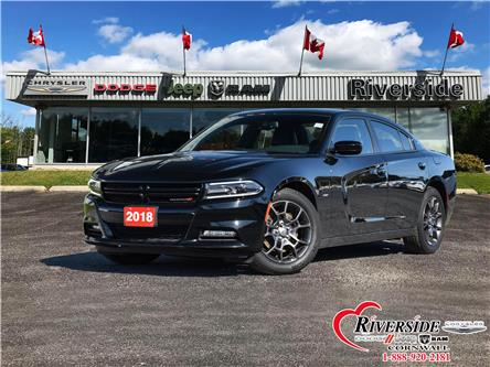 2018 Dodge Charger GT (Stk: U09002) in Cornwall - Image 1 of 30