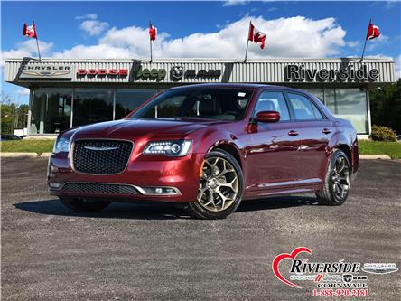 2019 Chrysler 300 S (Stk: U10002) in Cornwall - Image 1 of 30