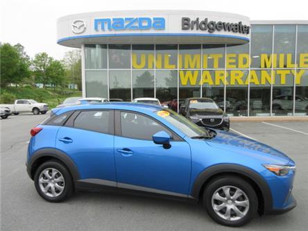 2016 Mazda CX-3 GX (Stk: ) in Hebbville - Image 1 of 17
