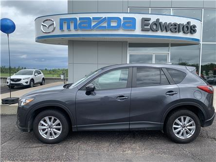 2016 Mazda CX-5 GS (Stk: 22203) in Pembroke - Image 1 of 8