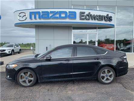 2015 Ford Fusion SE (Stk: 22192) in Pembroke - Image 1 of 9