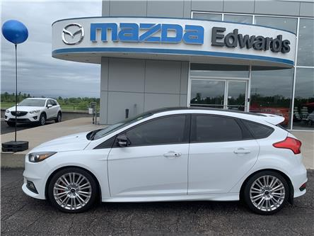 2016 Ford Focus ST Base (Stk: 22188) in Pembroke - Image 1 of 8