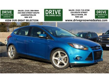 2012 Ford Focus Titanium (Stk: D0186A) in Belle River - Image 1 of 25