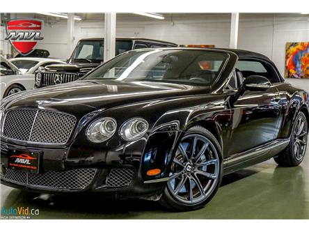 2011 Bentley Continental GTC Mulliner (Stk: A1490) in Oakville - Image 1 of 35