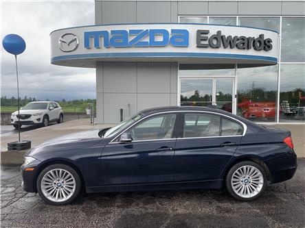 2015 BMW 320i xDrive (Stk: 22251) in Pembroke - Image 1 of 11