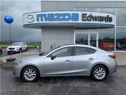 2014 Mazda Mazda3 GS-SKY (Stk: 22246) in Pembroke - Image 1 of 11
