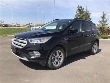 2018 Ford Escape SEL (Stk: LLT124A) in Ft. Saskatchewan - Image 1 of 22