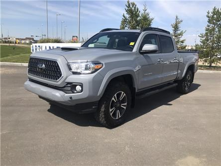 2018 Toyota Tacoma SR5 (Stk: LEX056A) in Ft. Saskatchewan - Image 1 of 23