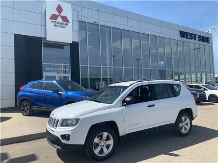 2015 Jeep Compass Sport/North (Stk: K033) in Edmonton - Image 1 of 12