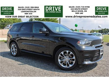 2019 Dodge Durango R/T (Stk: D0117) in Belle River - Image 1 of 30