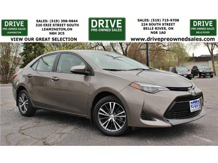 2019 Toyota Corolla LE (Stk: D0241) in Belle River - Image 1 of 26