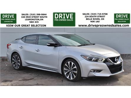 2016 Nissan Maxima SR (Stk: B0012) in Leamington - Image 1 of 26