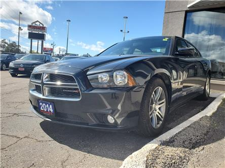 2014 Dodge Charger SXT (Stk: 2005125) in Waterloo - Image 1 of 12
