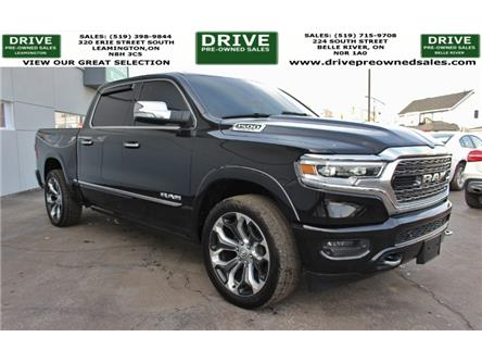 2019 RAM 1500 Limited (Stk: D0230) in Leamington - Image 1 of 27